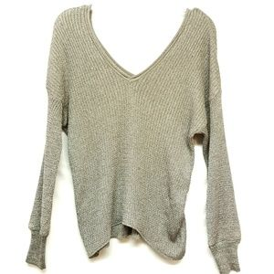Zara Knit Italian Yarn Sweater